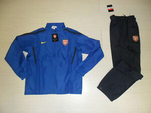 TRAJE-ARSENAL-NINO-TRACKSUIT-TRAININGSANZUG-2011-XL