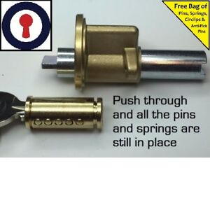 Locksmith-equipment-Plug-follower-for-Rim-cylinders-FREE-BITS-1st-P-amp-P
