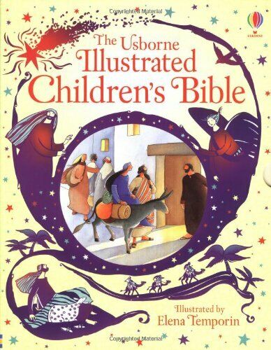Illustrated Children's Bible by Heather Amery Book The ...