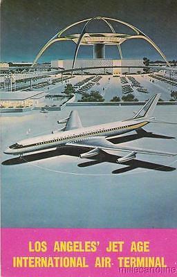 * Aviation - Los Angeles Air Terminal - Convair Jet 880