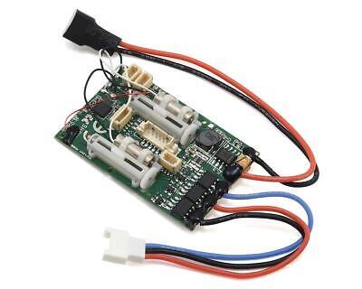 E-flite A6420BL 6CH UMX RX w// AS3X  SAFE  BL ESC G EFLA6420BLGB