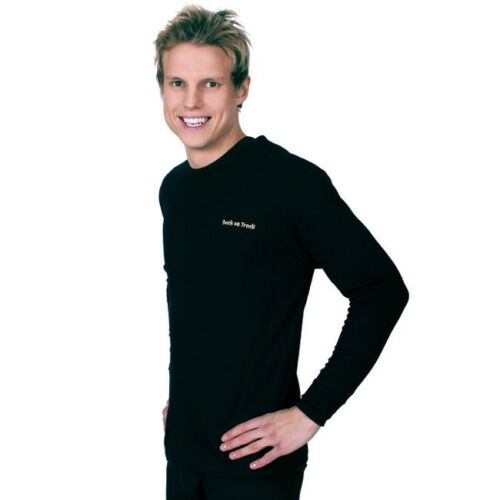 schwarz Back on Track Sweatshirt