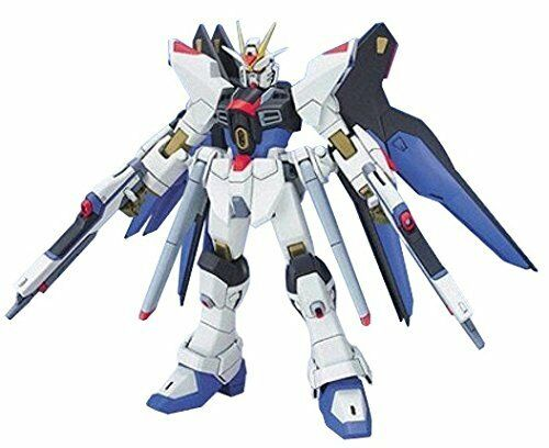 Bandai HG1 144 ZGMF-X20A Strike Freedom Gundam Seed Destiny Plastic Model Kit