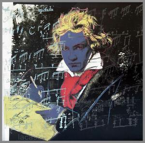 Andy-Warhol-Beethoven-4-Pop-Art-Litho-Print-18-x-18