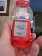 McDonalds ICarly 2011 fast food toy popping gumball machine  (CS67)