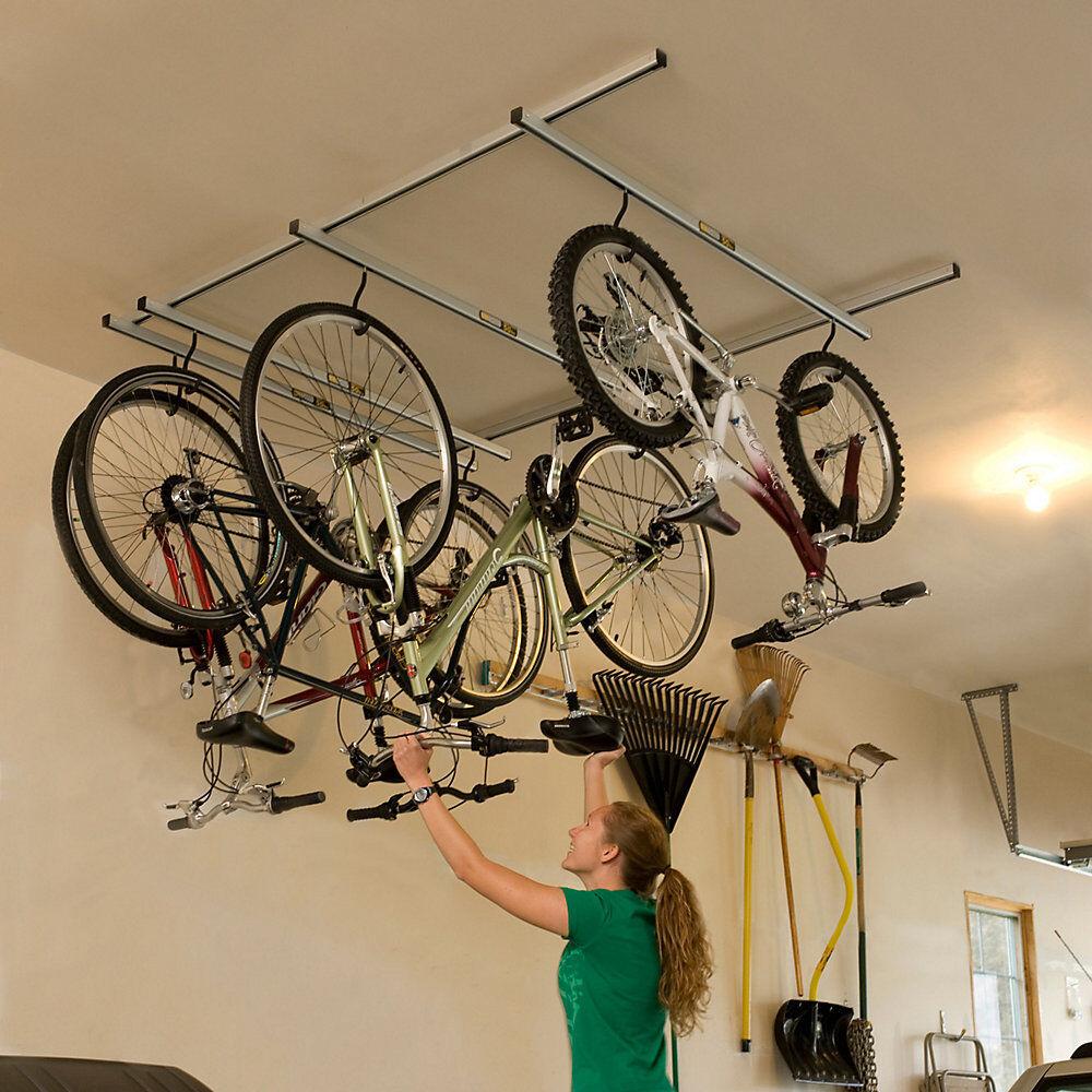 Velo glide  4 bicyle storage system number 89878