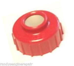RED-BUMP-KNOB-TRIMMER-HEAD-HOMELITE-RYOBI-CRAFTSMAN-JOHN-DEERE-S1400-DC1600