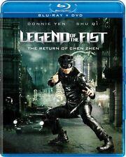 Legend of the Fist: The Return of Chen Zhen (Bluray + DVD Combo)  - blu ray