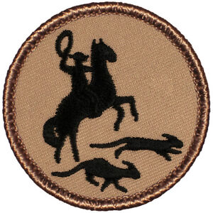 Cool Boy Scout Patches - Cat Herders Patrol! (#283)