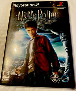 Harry Potter and the Half-Blood Prince Sony PlayStation 2 With Manual