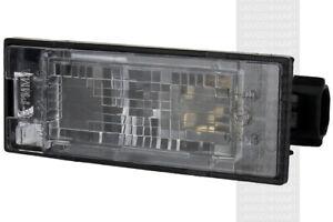 RHD-LHD-Rear-Number-Plate-Light-x1-Halogen-Fits-Renault-Kadjar-06-15-On