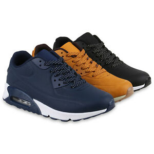 Herren Sportschuhe Laufschuhe Runners Profilsohle 815805 Schuhe