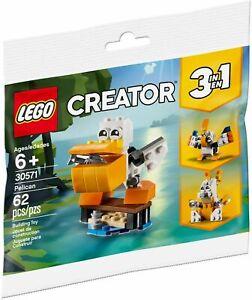 LEGO-CREATOR-30571-Pelican-POLYBAG-NEU-OVP