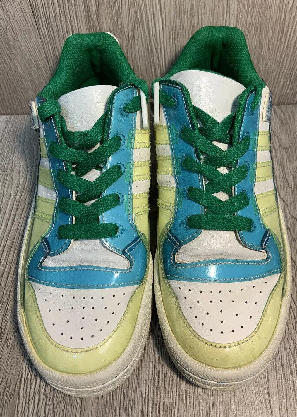 adidas Forum Lo Run Q20629 White Green