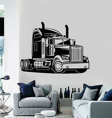Piston Skull Interior Wall Sticker Decal vinyl decor drag car man cave garage