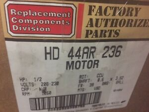 HD44AR236 Carrier Bryant Payne X13 Replacement Furnace Blower Motor