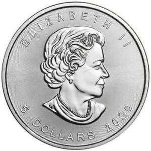 2020-CANADA-1-OUNCE-9999-SILVER-MAPLE-LEAF-COIN-ROYAL-CANADIAN-MINT-BU-IN-STOCK