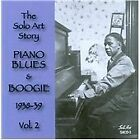 Various Artists - Solo Art Story (Piano Blues and Boogie 1938-1939, Vol. 2, 2010)