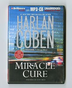Miracle-Cure-by-Harlan-Coben-MP3CD-Audiobook