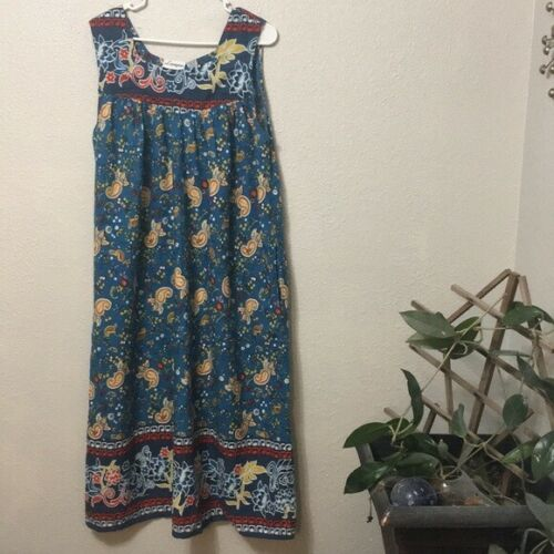 Loungees Vintage Night Dress - Moo Moo XL
