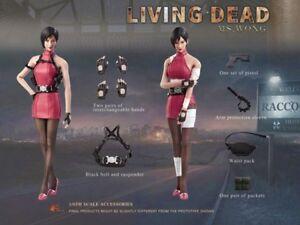 Pre-order 1//6 Scale NRTOYS NR18 Zombie killer Ada Wang Clothe Set For Hot Toys