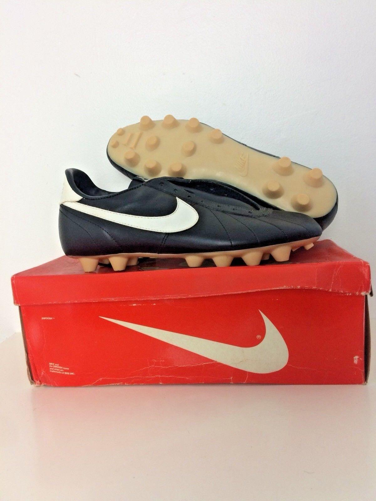 DEADSTOCK Vintage años 80 Nike Nike Nike Botines de Europa tamaño 11 Hecho En Corea a07640