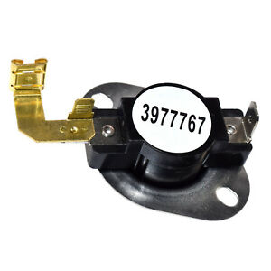 HQRP-Dryer-High-Limit-Thermostat-for-KitchenAid-KEYS-YKEYS-Series-Dryers