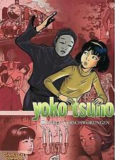 Yoko Tsuno output totale 7, Carlsen