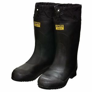 designer fashion ee625 fcf59 Details zu Thermal Winter-Gummistiefel Rubber Rain Wellies Snow Boots Latex  Schnee-Stiefel