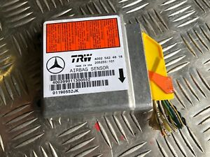 Mercedes-ML-W163-Air-Bag-ECU-Module-A0025424818-98-gt-05