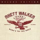 Here's to the Ones [Deluxe Edition] * by Rhett Walker Band/Rhett Walker (CD, Oct-2014, Provident Music Group)