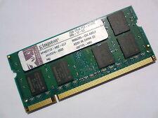2GB DDR2-800 PC2-6400 KINGSTON 800Mhz HP497772-HR2-ELF LAPTOP SODIMM RAM MEMORY