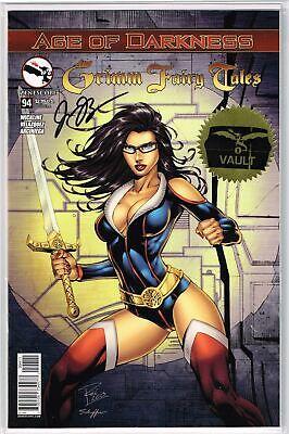 94B cover ~ Zenescope Grimm Fairy Tales #94