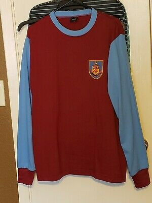 1960s Burnley Football Jersey, XL | eBay