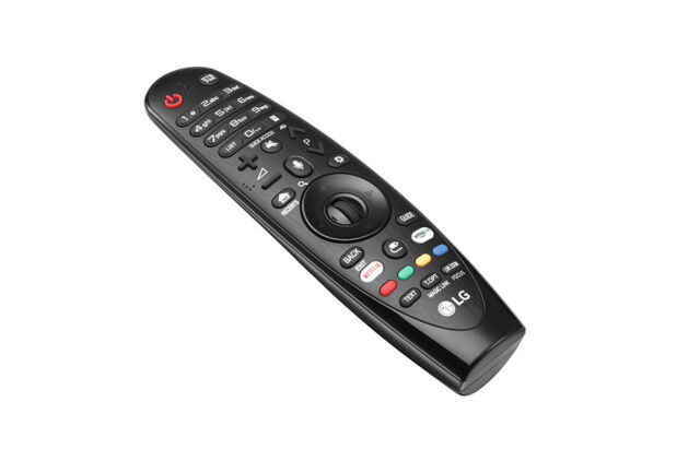 GENUINE LG MAGIC REMOTE AN-MR650A  - NO DONGLE REQUIRED, INCL' VOICE CONTROL