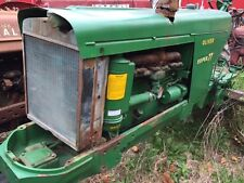 Oliver Super 77 Tractor Good Ol Engine Motor Radiator Assembly With Cap