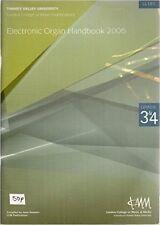 Lcm Electronic Organ Handbook Grades 3-4, , Excellent Book