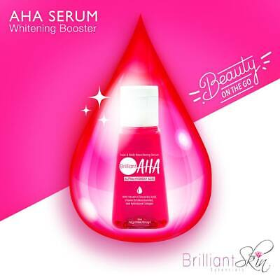 AhA Serum by Brilliant Skin Essentials | eBay