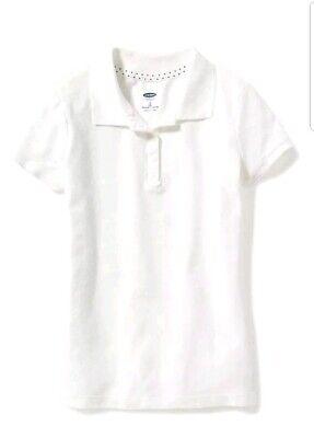 white polo shirt girls