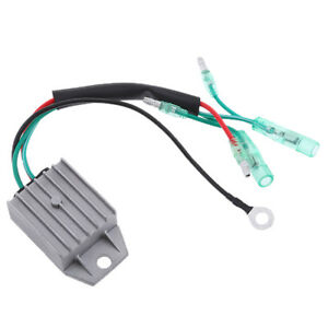 Marine Voltage Regulator Rectifier for 2-Stroke 40HP Boat Outboard