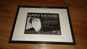 Gary MOORE - Альбом: Close As You Get - Звуки.Ру