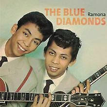 Ramona-von-Blue-Diamonds-CD-Zustand-gut