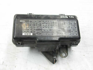 Details about Acura TL 99-03 Fuse Box Under Hood Engine Bay, Relay on