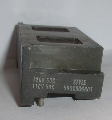 Free Shipping!! Westinghouse//Cutler Hammer 525079G01 110//120 Vac Coil
