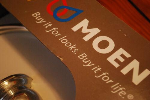 NEW Moen 3 Piece Rockland Bath Accessory Kit Chrome Ring /& Holder Towel Bar
