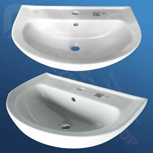 Ideal Standard Eurovit Waschbecken Waschtisch 55 x 44,5 cm, mit ...
