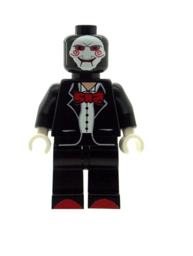 Printed On LEGO Parts Billy Custom Design Minifigure Puppet