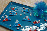 Dr. Seuss Theme Baby Shower Games; Dirty Diaper Shower Game; Cat In The Hat Deco