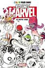 Color Your Own Little Marvels by Skottie Young (2016, Taschenbuch)