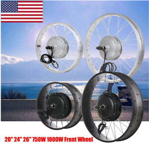 20-24-26-034-750W-1000W-Front-Wheel-Electric-Bicycle-Fat-Tire-Motor-Conversion-Kit